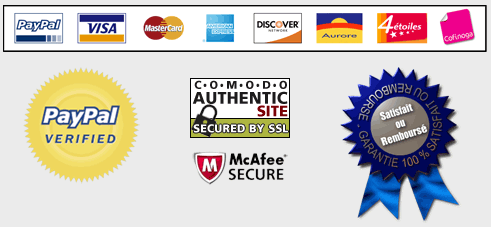 Logos Paiement