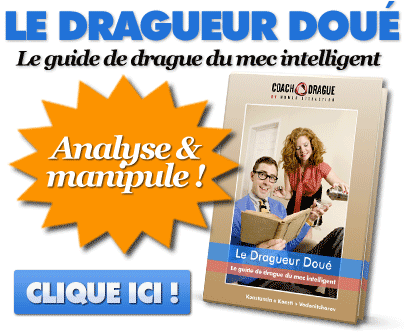 Le guide de drague du mec intelligent